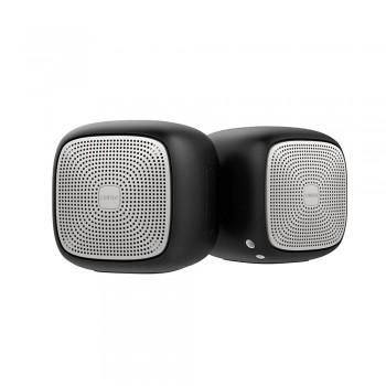 Edifier Φορητά Ηχεία Stereo Bluetooth MP202 Duo Black
