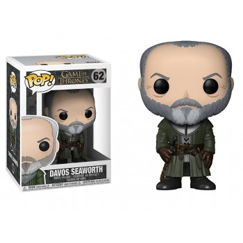 Funko Pop! Game of Thrones - Davos Seaworth #62 Vinyl Figure