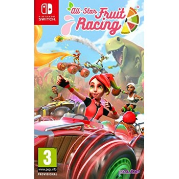 Nintendo Switch All-Star Fruit Racing