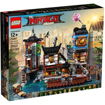 Lego Ninjago 70657 NINJAGO® City Docks
