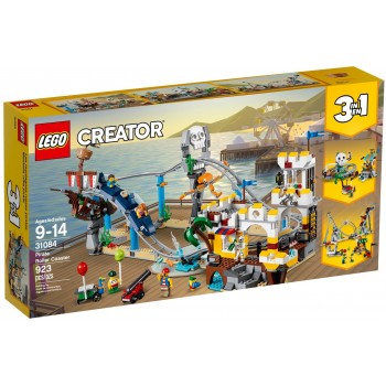 Lego Creator 31084 Pirate Roller Coaster