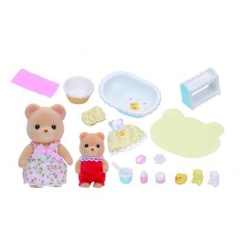 Sylvanian Families Baby Bath Time 5092