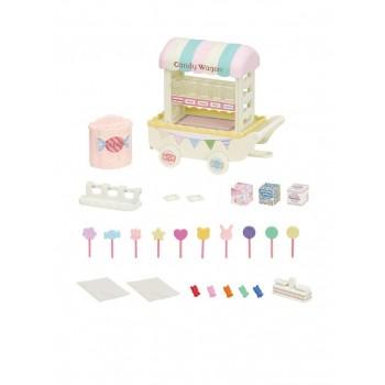Sylvanian Families Candy Wagon 5266