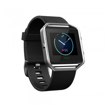 Fitbit Blaze Smart Fitness Watch Size S - Colour Black (FB502SBKS-EU)