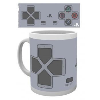 Gb eye Playstation - Full Control Ceramic Mug (MG0196)