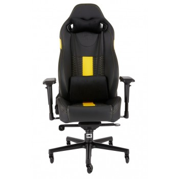 Corsair Gaming Chair T2 Road Warrior Yellow  CF-9010010-WW