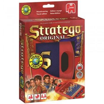 Επιτραπέζιο Jumbo Stratego Original (12761) Travel Edition Magnetic (Στα Αγγλικά)