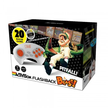 At Games Console Activision Flashback Blast!