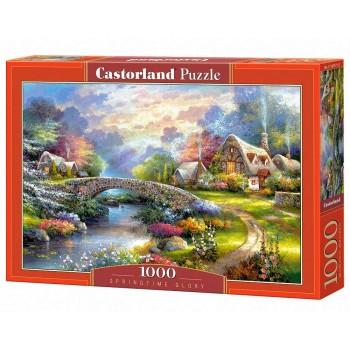 Castorland 103171 Παζλ 1000τεμ. Springtime Glory