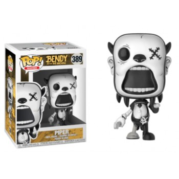Funko Pop! Games: Bendy and the ink Machine - Piper #389 Vinyl Figure
