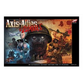 Επιτραπέζιο Axis & Allies Zombies Edition (Στα Αγγλικά) C50100000