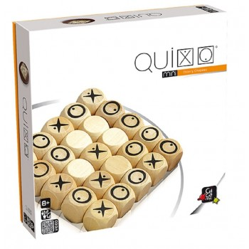 Επιτραπέζιο Gigamic Quixo Mini