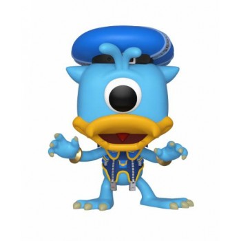 Funko Pop! Disney Kingdom Hearts 3 - Donald (Monsters Inc.) #410 Vinyl Figure