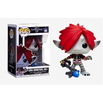Funko Pop! Disney Kingdom Hearts 3 - Sora (Monsters Inc.) #485 Vinyl Figure