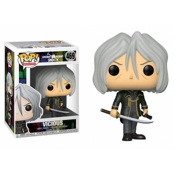 Funko Pop! Animation: Cowboy Bebop - Vicious #469 Vinyl Figure