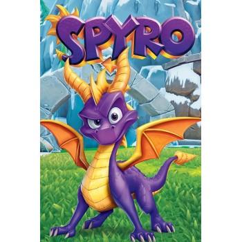 Pyramid International Spyro The Dragon Poster 61 x 91 cm (PP34352)