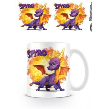 Pyramid Spyro the Dragon Fireball - Ceramic mug 315 ml (Mg25144)