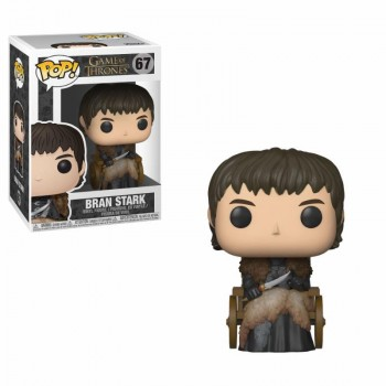 Funko Pop! Television: Game Of Thrones - Bran Stark #67 Vinyl Figure