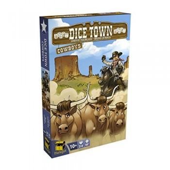 Επιτραπέζιο Dice Town Cowboys (Expansion Στα Αγγλικά) 3760146640580