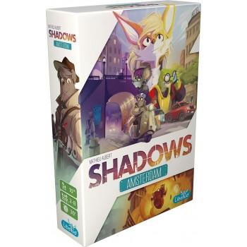 Επιτραπέζιο Shadows Amsterdam (Ελληνική Έκδοση)
