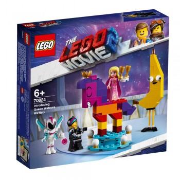 Lego the Lego Movie 2 70824 Introducing Queen Watevra Wa'nabi