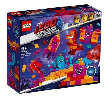 Lego the Lego Movie 2 70825 Queen Watevra's Build Whatever Box!