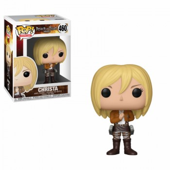 Funko Pop! Animation: Attack On Titan - Christa #460 Vinyl Figure