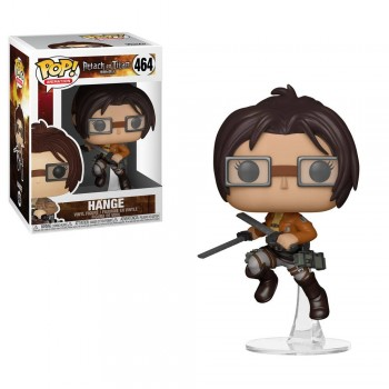 Funko Pop! Animation: Attack On Titan - Hange #464 Vinyl Figure