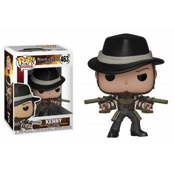 Funko Pop! Animation: Attack on Titan - Kenny #463 Vinyl Figure