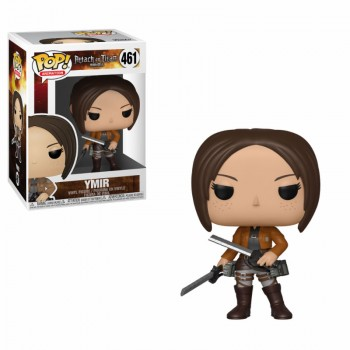 Funko Pop! Animation: Attack on Titan - Ymir #461 Vinyl Figure