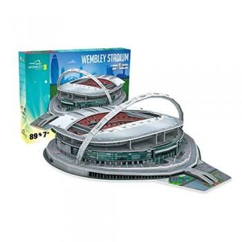 Nanostad Παζλ 3D 89τεμ. Αγγλία Στάδιο Wembley