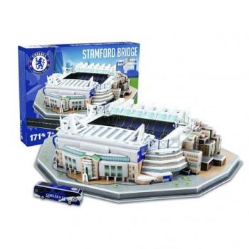 Nanostad Παζλ 3D 171τεμ. Αγγλία Στάδιο Chelsea Stamford Bridge