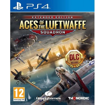 Ps4 Aces of the Luftwaffe: Squadron Extended Edition