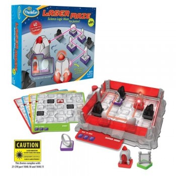 Επιτραπέζιο Thinkfun Laser Maze Jr (0076348)