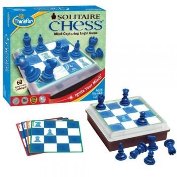 Επιτραπέζιο Thinkfun Solitaire Chess (003400)