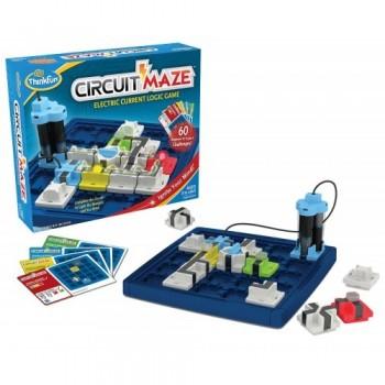Επιτραπέζιο ThinkFun Cirquit Maze (001008)