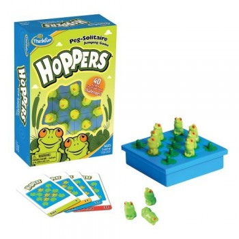 Επιτραπέζιο ThinkFun Hoppers (0076347)