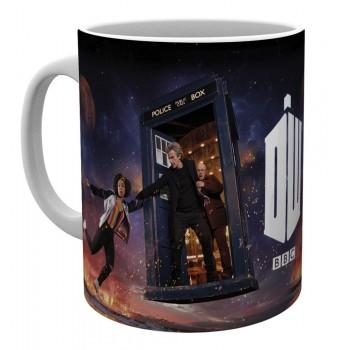 Gbeye Doctor Who - Season 10 Iconic -Ceramic Mug (MG2326)