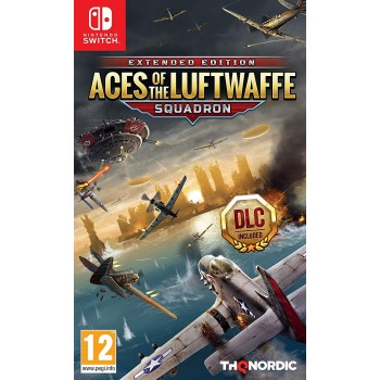 Nintendo Switch Aces of the Luftwaffe – Squadron Edition