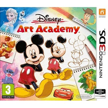3ds Disney art Academy