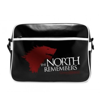 Abysse Game of Thrones - the North Remembers Messenger bag (Abybag134)