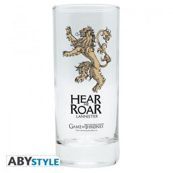 Abysse Game of Thrones - Lannister Glass