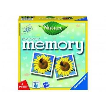 Ravensburger 26633 Επιτραπεζιο Memory Φυση