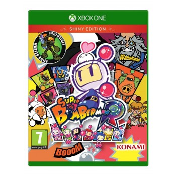 Μεταχειρισμένο Xbox One Super Bomberman R Shiny Edition