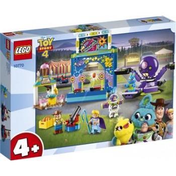 Lego Toy Story 4 10770 Buzz & Woody's Carnival Mania!