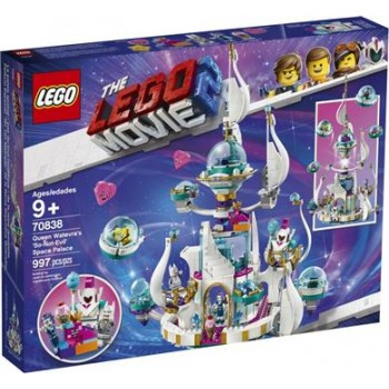 Lego The Lego Movie 2 70838 Queen Watevra's 'So-Not-Evil' Space Pala