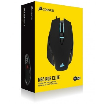 Corsair m65 rgb  Elite Tunable fps Gaming Mouse Black ch-9309011-eu