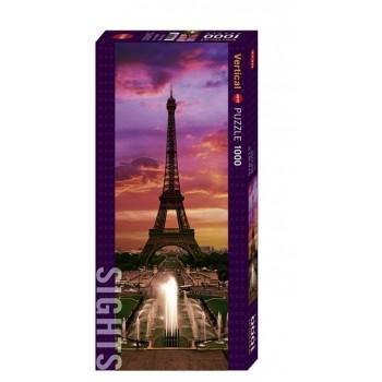 HEYE 29551 Παζλ 1000τεμ. Vertical : Night in Paris