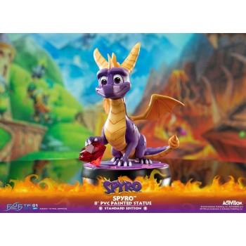 First 4 Figures Spyro the Dragon pvc Statue Spyro 20 cm (F4ftfspyror)