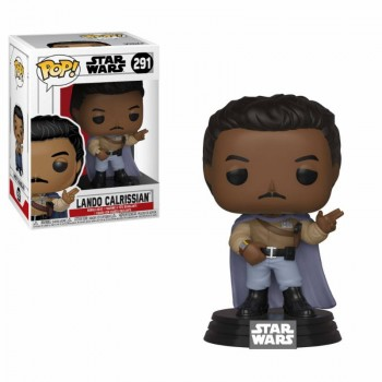 Funk Pop! Star Wars: General Lando Calrissian #291 Vinyl Bobble-Head Figure
